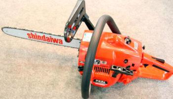 Shindaiwa — японский производитель садовой и строительной техники