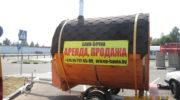 Прокат Бани на колесах ПОЛОЦК
