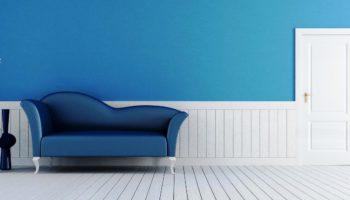 Флизелиновые обои под покраску – простой способ быстро изменить интерьер
