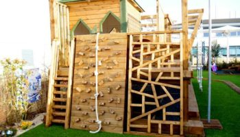 Какие виды могут принимать игровые площадки для детей?