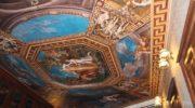 Что такое художественный потолок