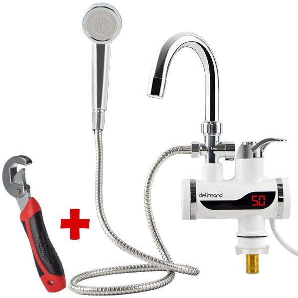 Бесперебойное горячее водоснабжение – электрический водонагреватель
