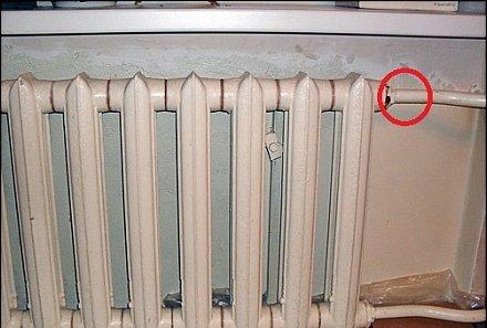 Реставрация чугунных батарей в домашних условиях