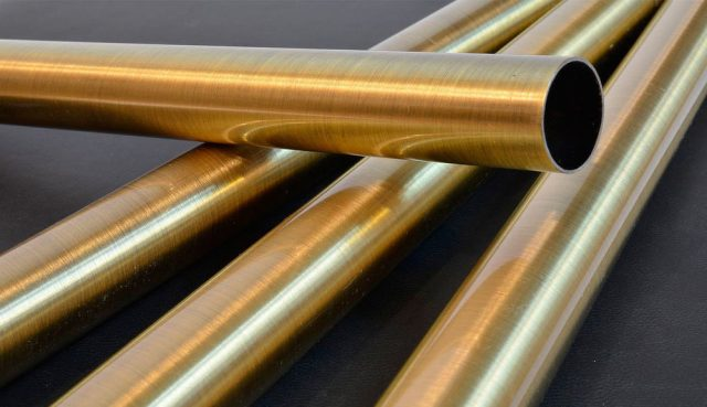 Труба латунная – какое место в современном строительстве