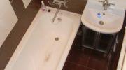 Создание интерьера в маленькой ванной комнате