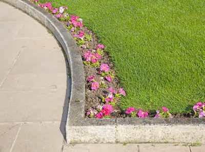 Садовый бордюр – ландшафтный дизайн