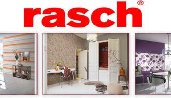 Обои RASCH: сделаны в Германии, ценятся во всем мире!
