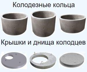 Все для копки колодцев и устройства канализаций