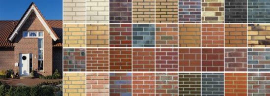 Клинкерная фасадная плитка – облицовка стен своими руками?