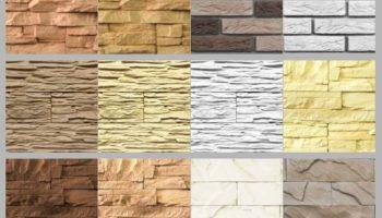 Декоративный камень. Изделия из гипса и бетона danbrist.by