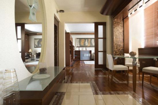 Какие полы сделать в квартире: разбор каждой комнаты