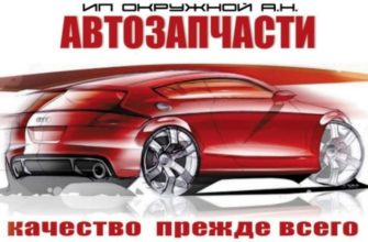 ИП Окружной А.Н. Автозапчасти в ПОЛОЦКЕ