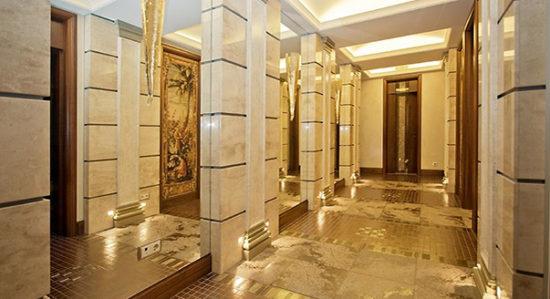 Дизайн интерьера - Египетский стиль