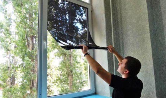Тонирование стекол или как защититься от солнца