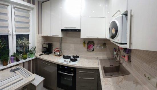 Ремонт кухни: дизайн. Эргономика и стиль