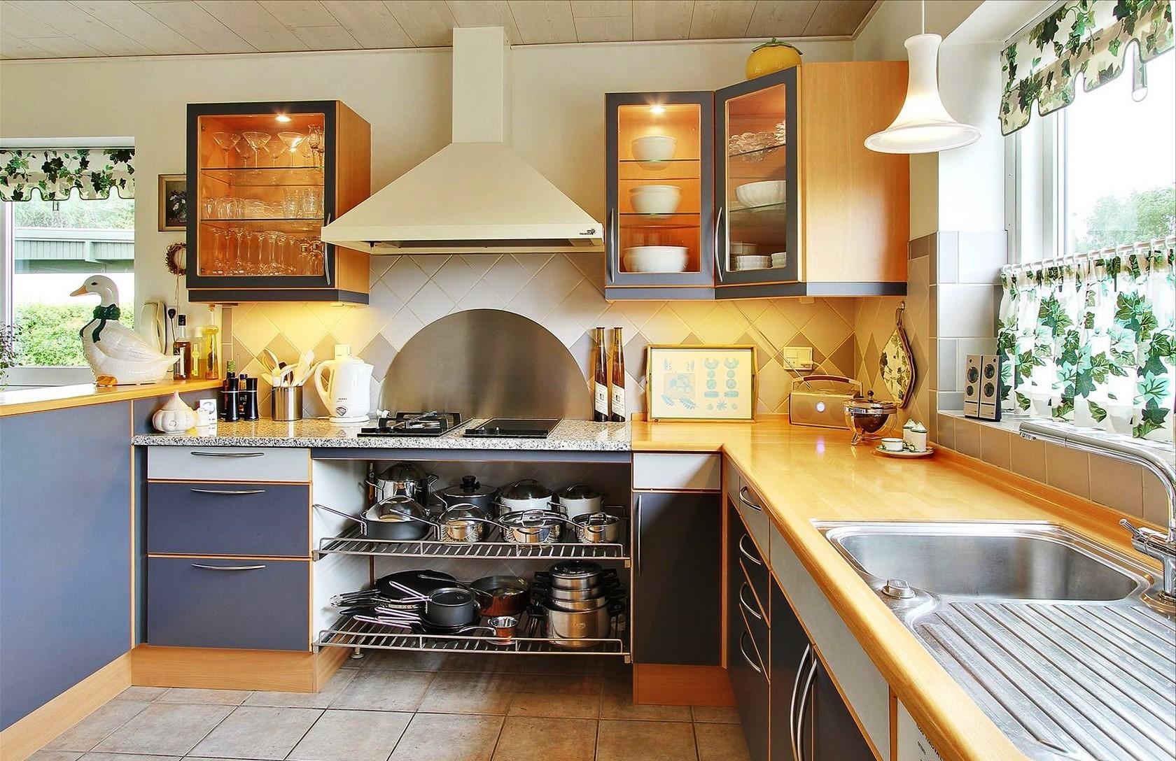 Кухня по фэншуй, как правильно?