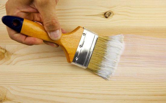 Специальная подготовка древесины
