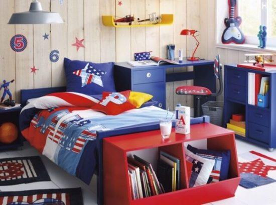 Дизайн детской комнаты – подрастать нужно в комфорте