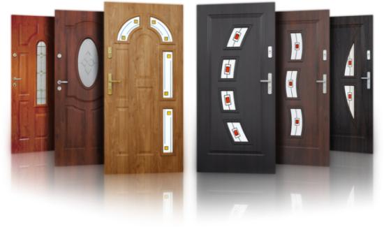 Деревянные или пластиковые двери – что выбрать?