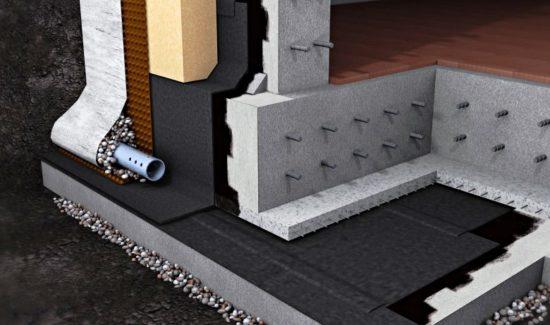 Гидроизоляционные материалы и технологии