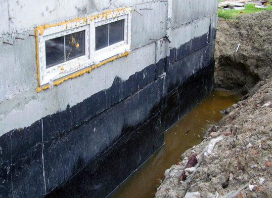 Три подхода к гидроизоляции подвалов