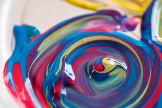 Колеровка краски – магия цвета