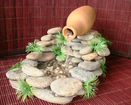 Мини фонтаны для дома