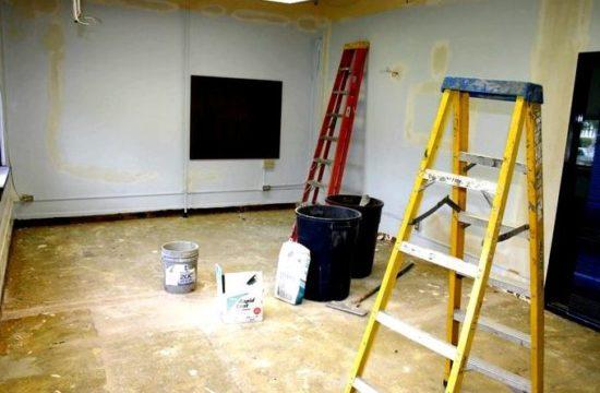 С чего начать квартирный ремонт ?