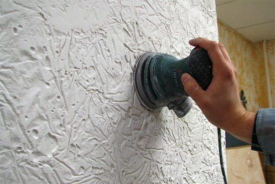 Рельефная штукатурка – создаем красивую текстурную своими руками