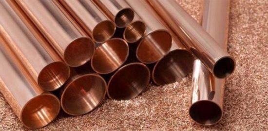 Почему активно используется труба медная?