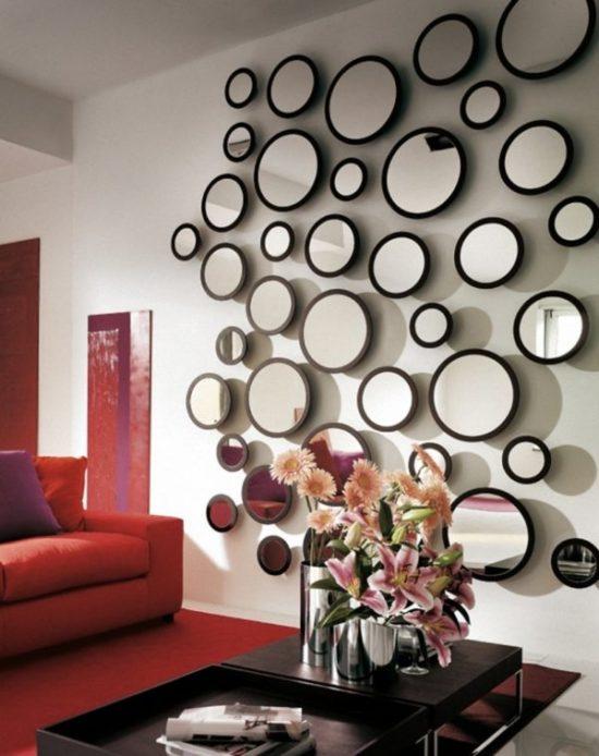 Зеркало — как элемент интерьера