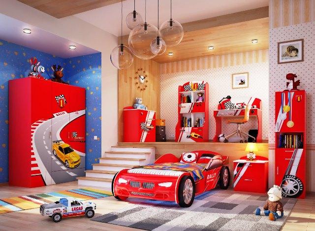 Дизайн детской комнаты своими руками – конспект для заботливых родителей