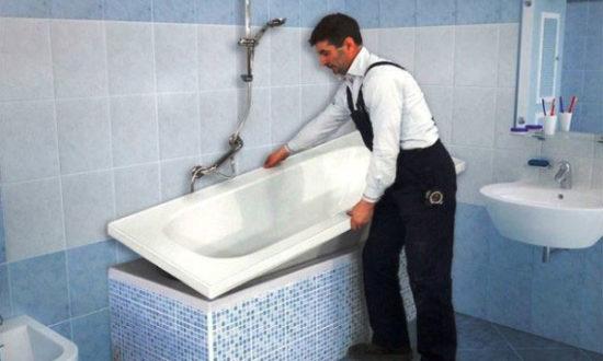 Эмаль для ванны – обновление своими руками