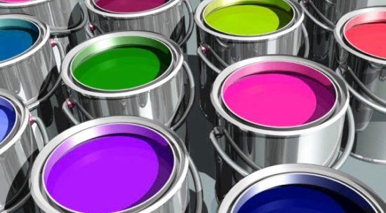 Глянцевая краска для стен – облагородим помещение своими руками