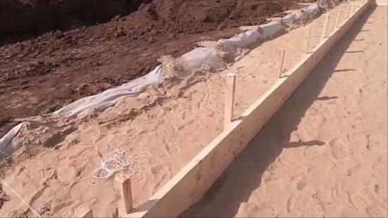 Плитный фундамент своими руками