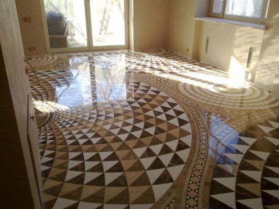Реставрация керамической плитки: несколько совета