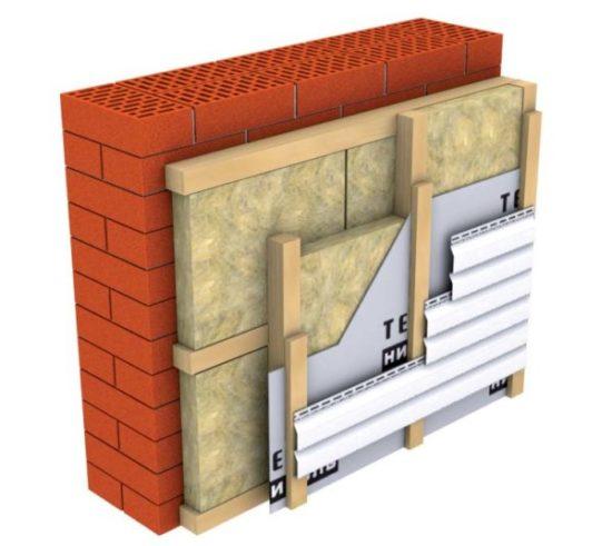 Крепление сайдинга к стене – монтаж от первой до последней планки