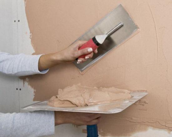 Подготовка стен под декоративную штукатурку – так, чтобы не переделывать