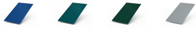 Металлоконструкции в строительстве - профилированный лист и его преимущества