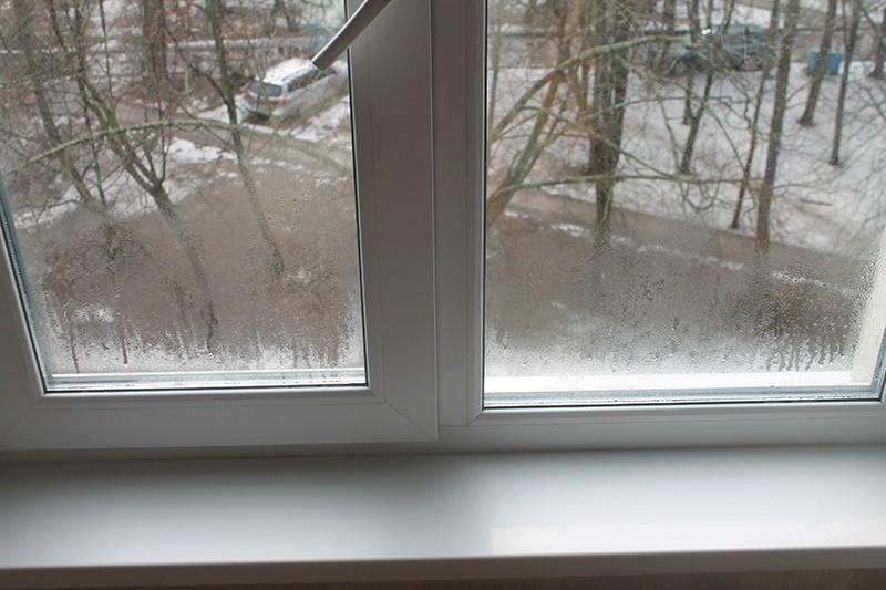 Чтобы окна не текли