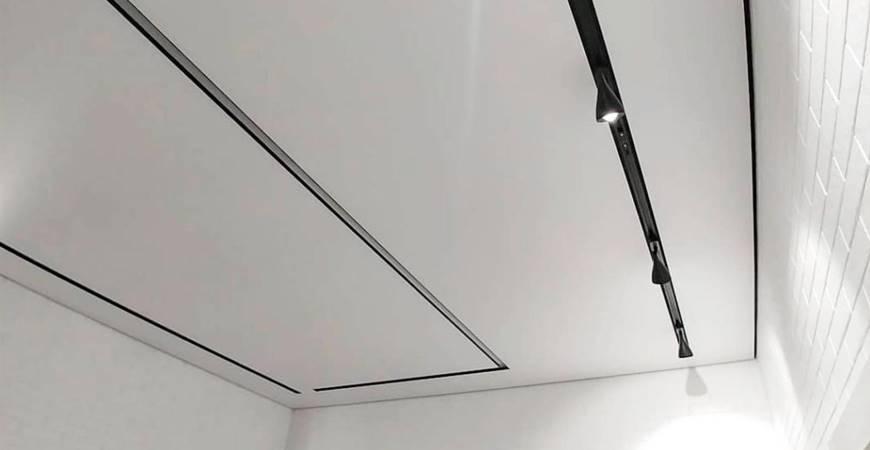 система SLOTT с осветительными приборами