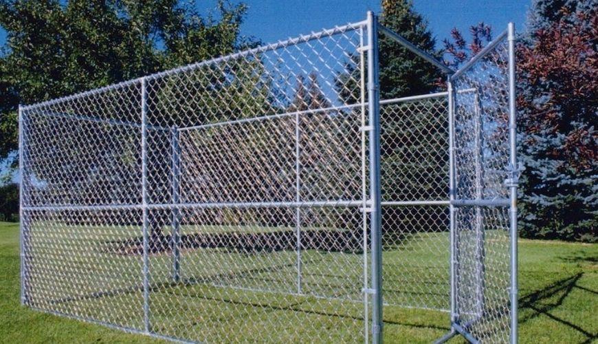 Забор сетка рябица