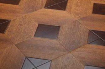 квадратный ламинат