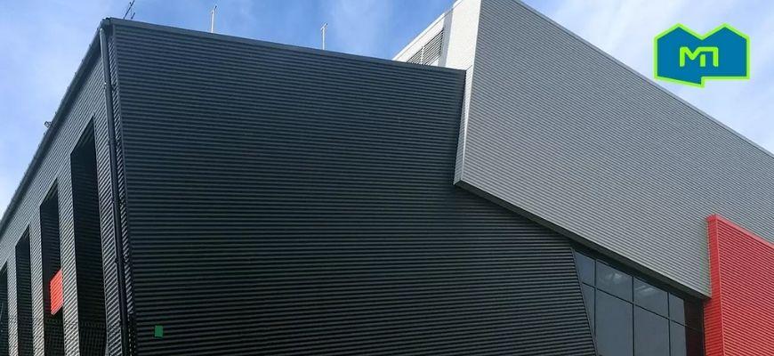МП-Здания из профиля